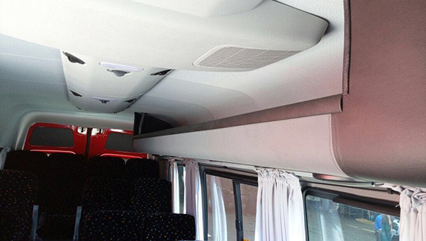 Sprinter Roja Interiores